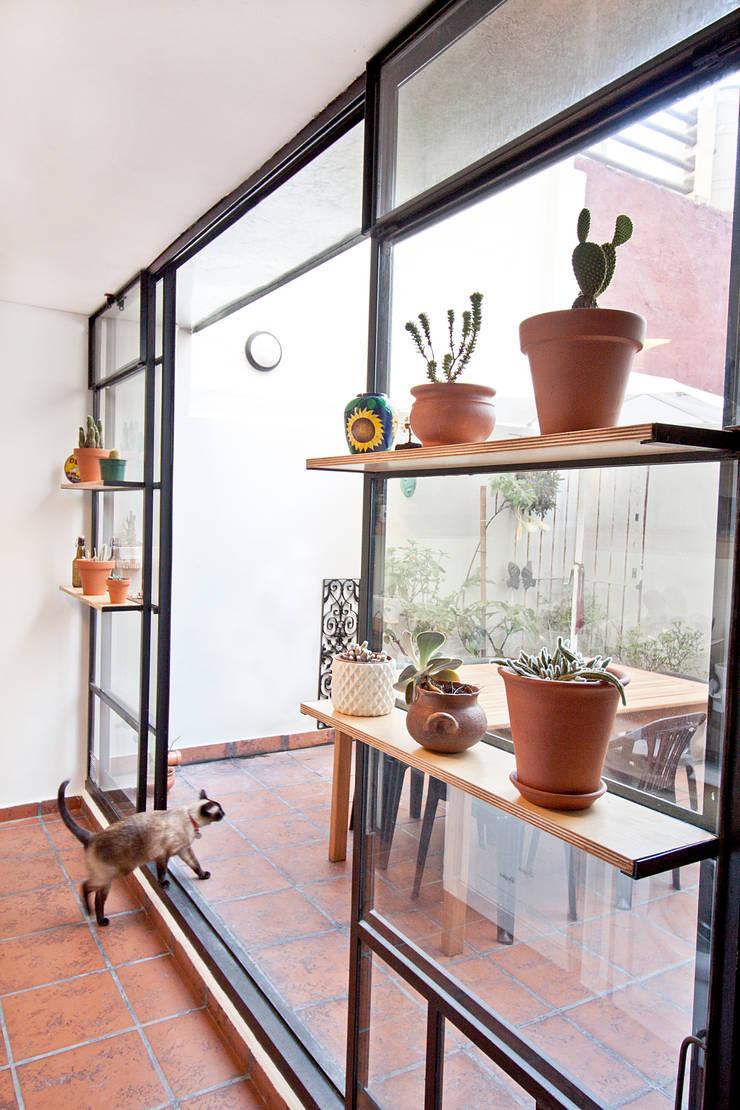 Kitchen by CA.ZA