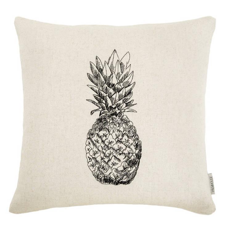 PALMHOUSE – Ananas :  tarz , Akdeniz Keten Pembe