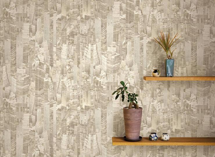 HannaHome Dekorasyon  – Urban Stili Duvarlarda!: modern tarz , Modern