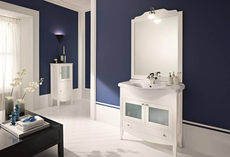 Bathroom تنفيذ BAGNO PIU' ITALIA