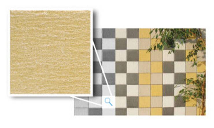 Mosaikus, Amarelo Ouro: Paredes  por Amop