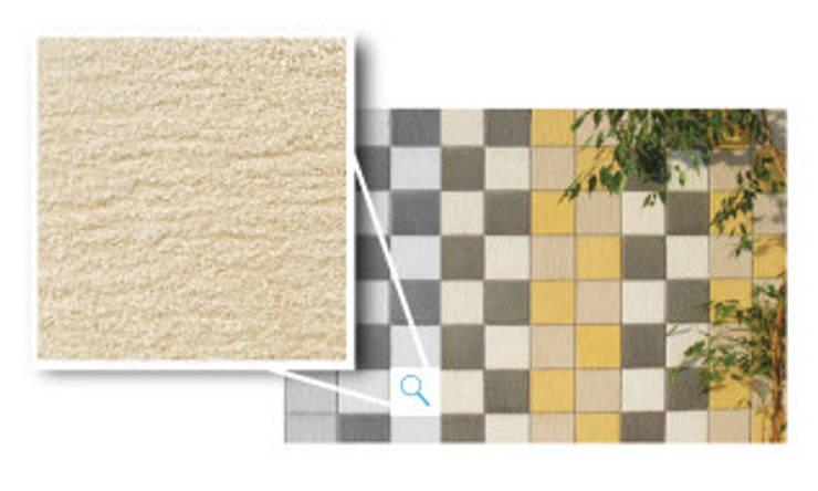 Mosaikus, Castanho Claro : Paredes  por Amop