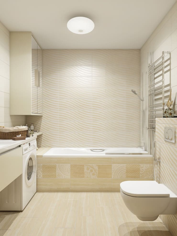 Bathroom by Tatiana Zaitseva Design Studio, Classic