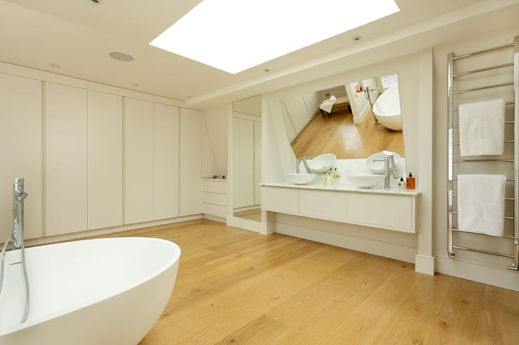 Bathroom by Cue & Co of London