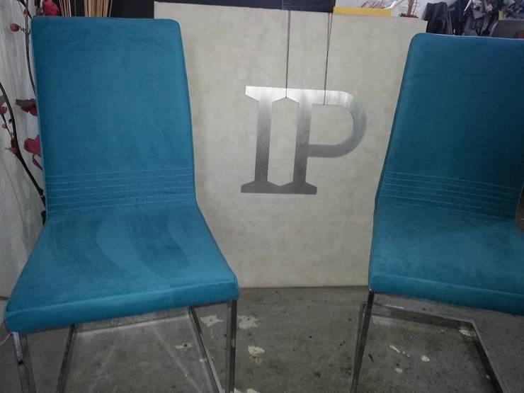 ALMOFADAS CHANNEL:   por IP Decor Design & Concept