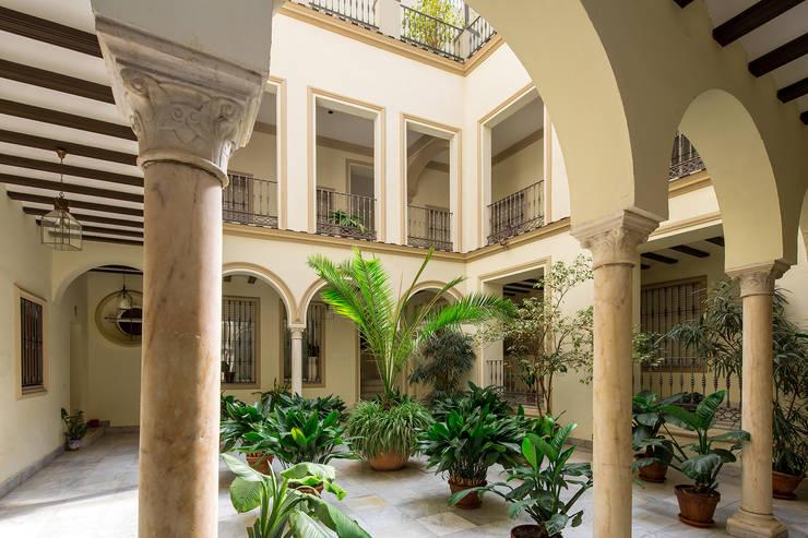 Сады в . Автор – Ardes Arquitectos