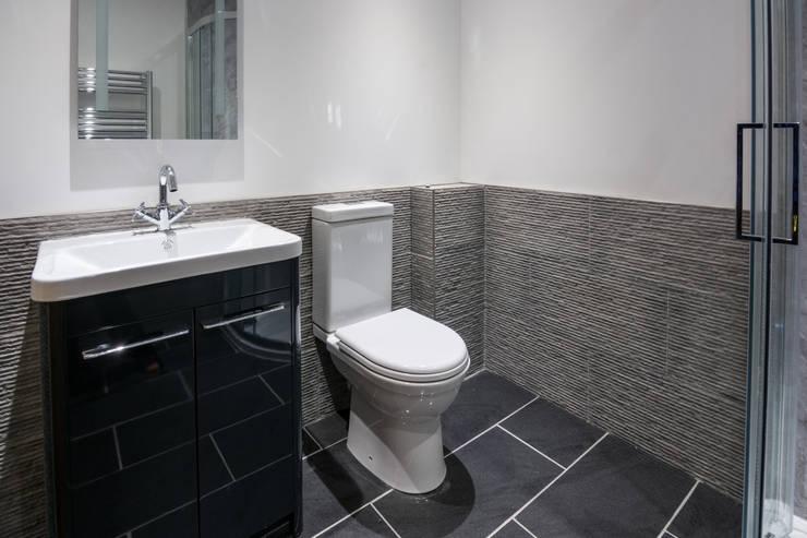 Projekty,  Łazienka zaprojektowane przez Trewin Design Architects