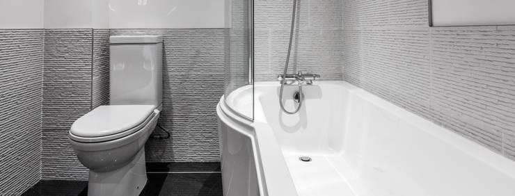 Bathroom by Trewin Design Architects