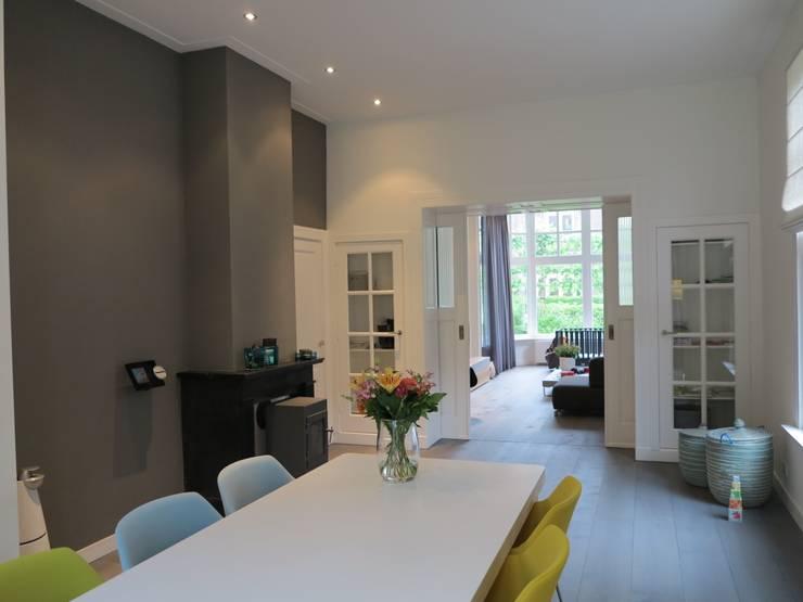 Oude details kamer en suite.:   door ARX-interieur