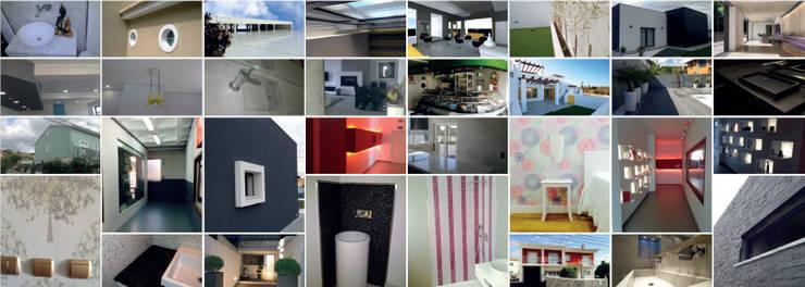 Projetos:   por Decorvisão | Sistemas de Remodelação e Construção LSF