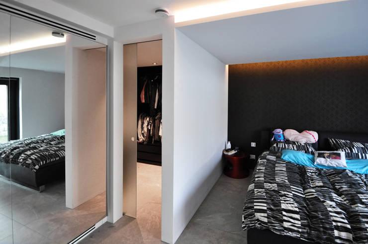 Pakula & Fischer Architekten GmnH의  침실