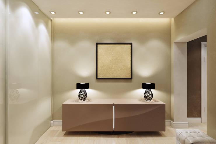 Corridor & hallway by Design Studio Details, Scandinavian
