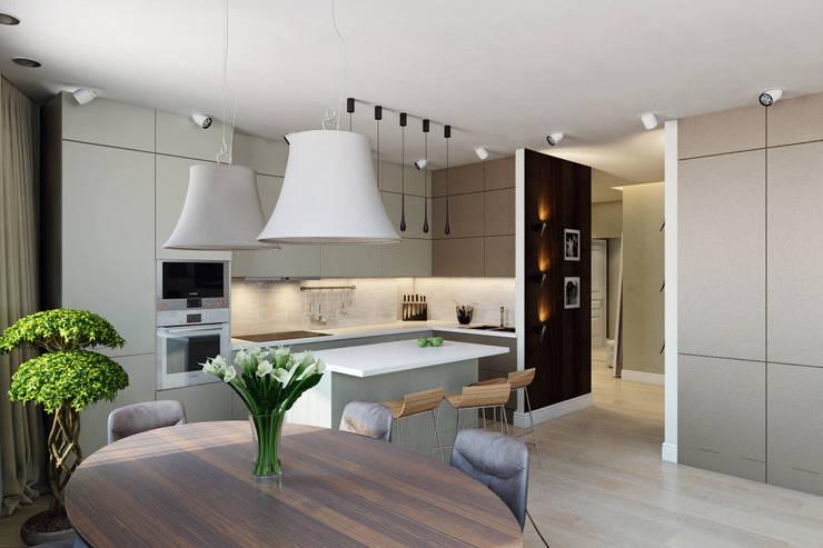 Kitchen by Design Studio Details, Scandinavian