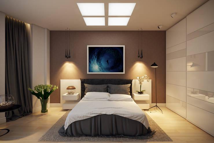 Bedroom by Design Studio Details, Eclectic