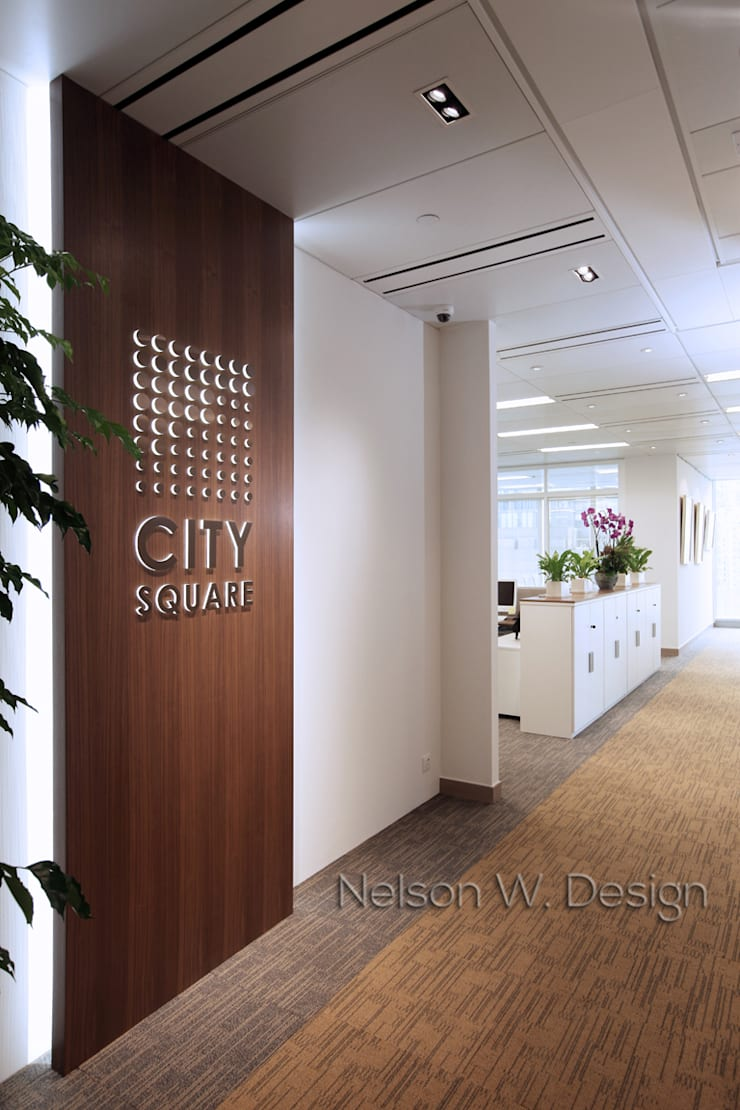 LHT Tower | Central | Hong Kong:  Commercial Spaces by Nelson W Design
