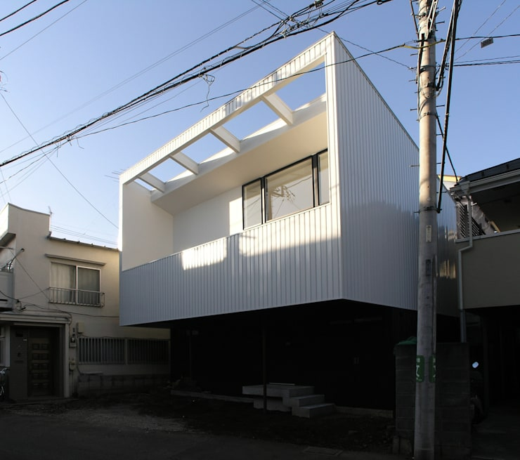 Houses by 荘司建築設計室