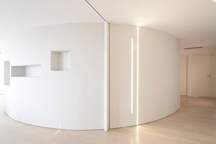 Walls by RWA_Architetti