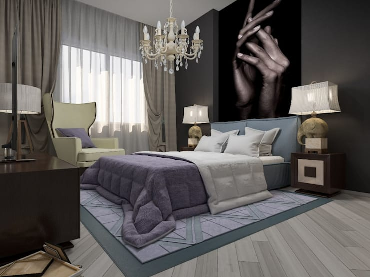 classic Bedroom by Zamyatina.EV@mw-light.ru