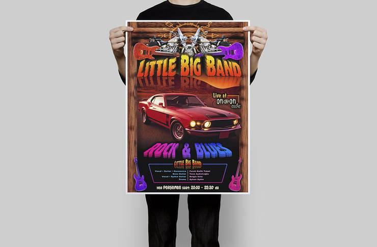 KORAY KIŞLALI – Afiş / Poster Tasarımı:  tarz