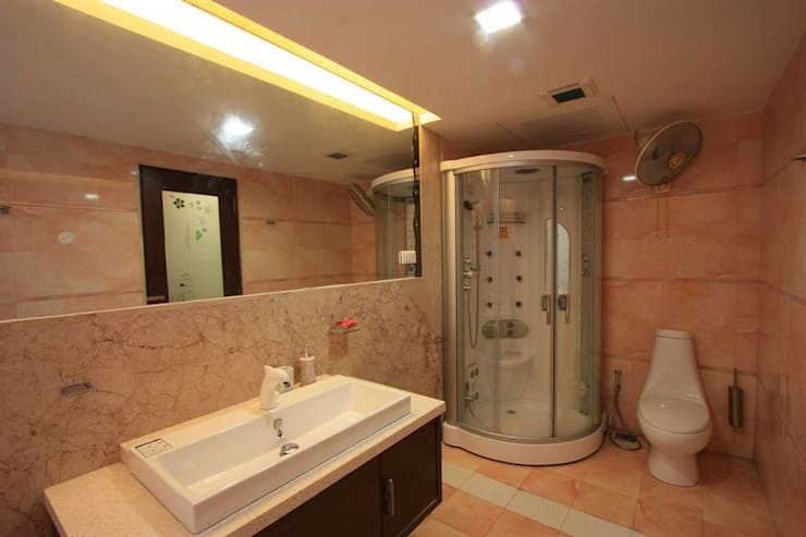 Phòng tắm by Ansari Architects