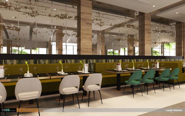Artusdesign – Atlantis Hotel, Belek/Antalya/Turkiye: modern tarz , Modern