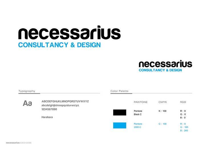 KORAY KIŞLALI – Logo Kullanım Kılavuzu Tasarımı:  tarz