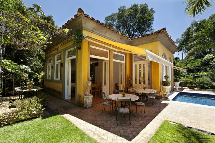 Terrazas de estilo  por Marcelo Bicudo Arquitetura