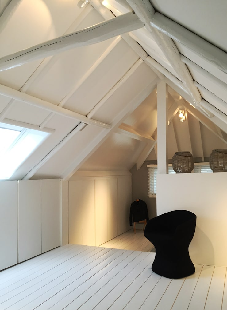 Het Dijkhuis:  Badkamer door Grego Design Studio, Eclectisch