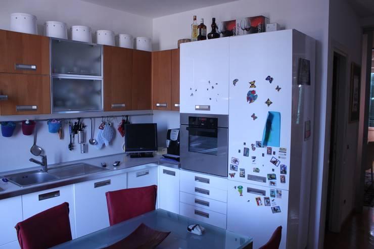 Cocinas de estilo  por Severine Piller Design LLC