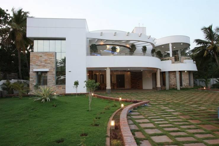 منازل تنفيذ Ansari Architects
