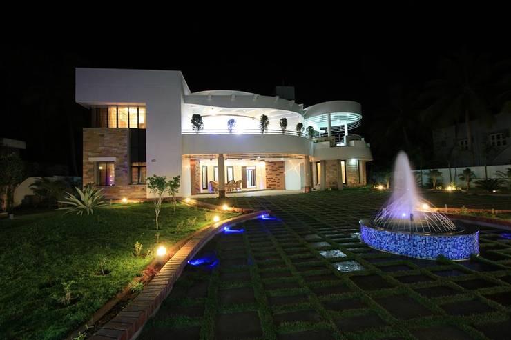 Exterior:  Garden by Ansari Architects
