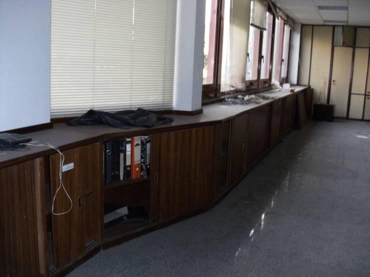 Sala de trabalho:   por IA Arquitectura&Interiores