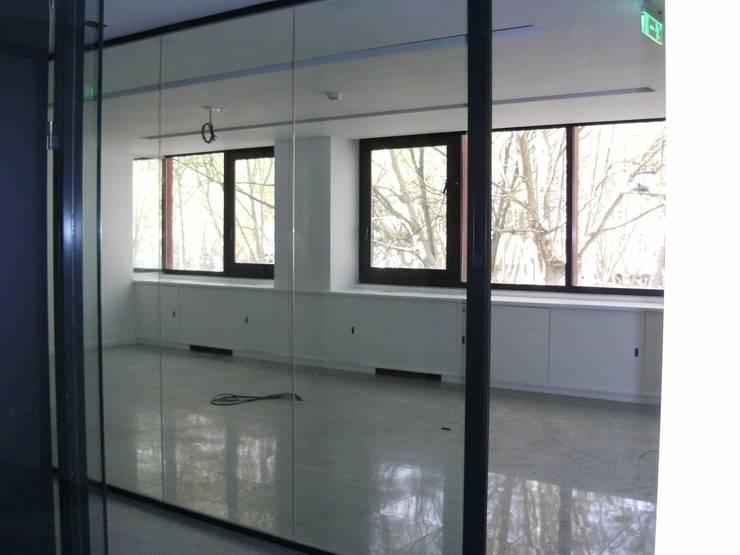 Sala de reuniões:   por IA Arquitectura&Interiores