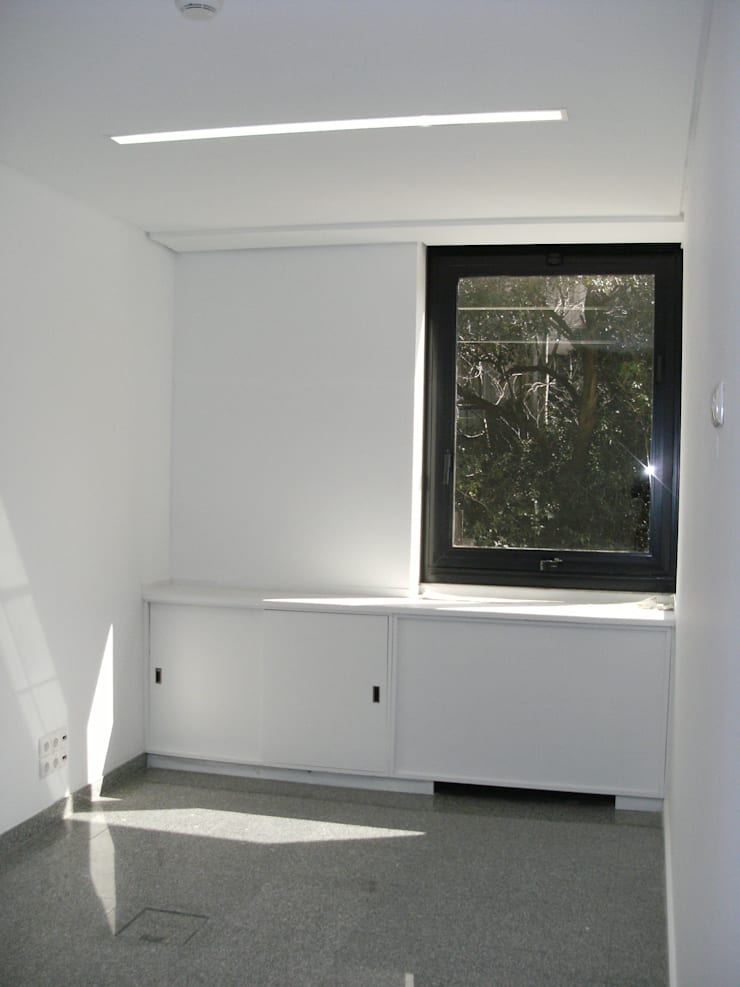 Gabinete:   por IA Arquitectura&Interiores