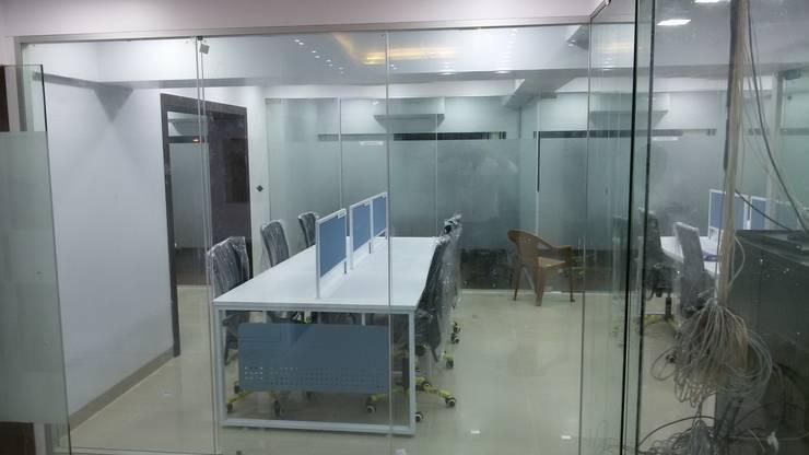 RyderLine:  Office buildings by TRINITY DESIGN STUDIO