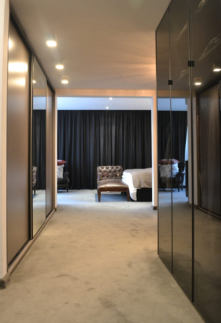 Dressing room by Escala Veinte