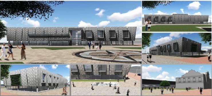 Requalificar espaços urbanos: Espaços de restauração  por Adequar - Desenho Universal