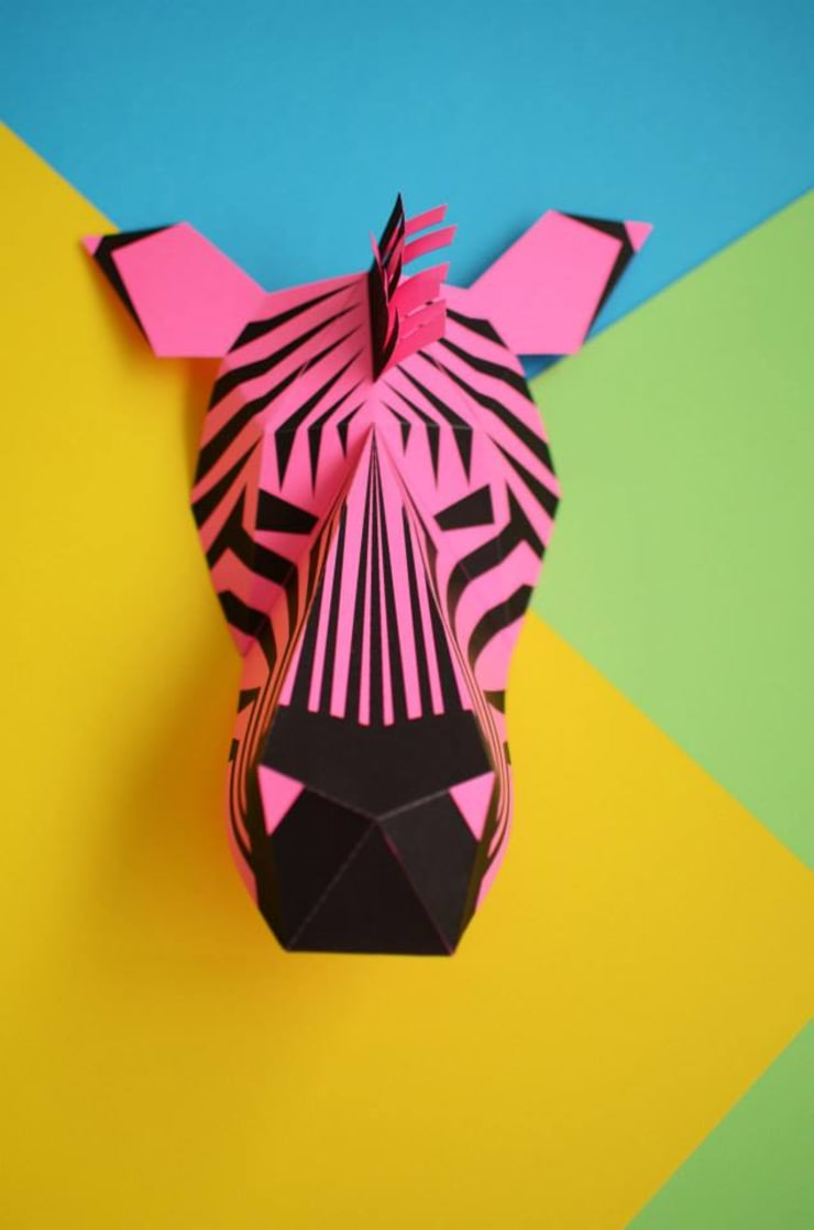 Animales: Arte de estilo  por POLYHEDRA ESTUDIO