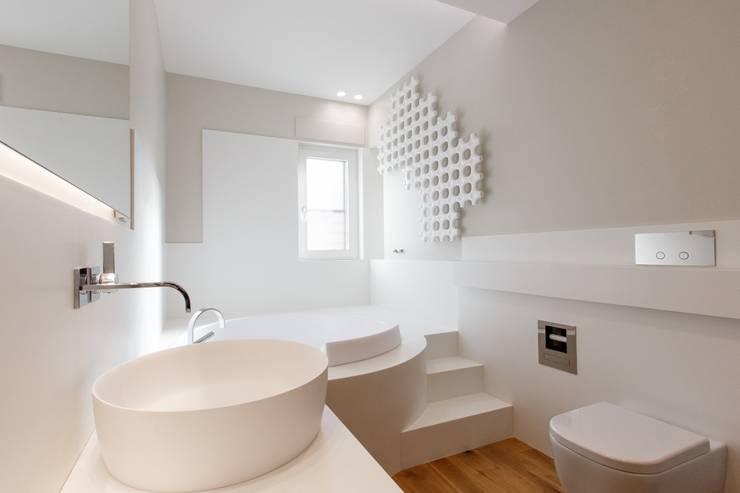حمام تنفيذ ARCHILAB architettura e design