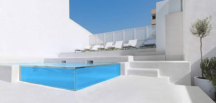 Бассейн в . Автор – UNIC POOLS® > Piscinas Ligeras
