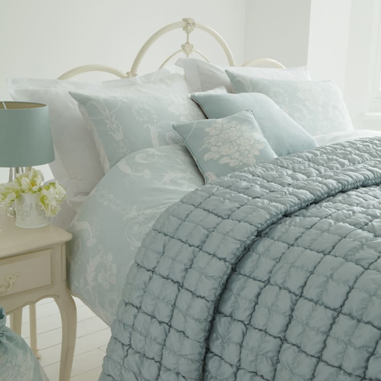 Спальни в . Автор – Laura Ashley Decoración