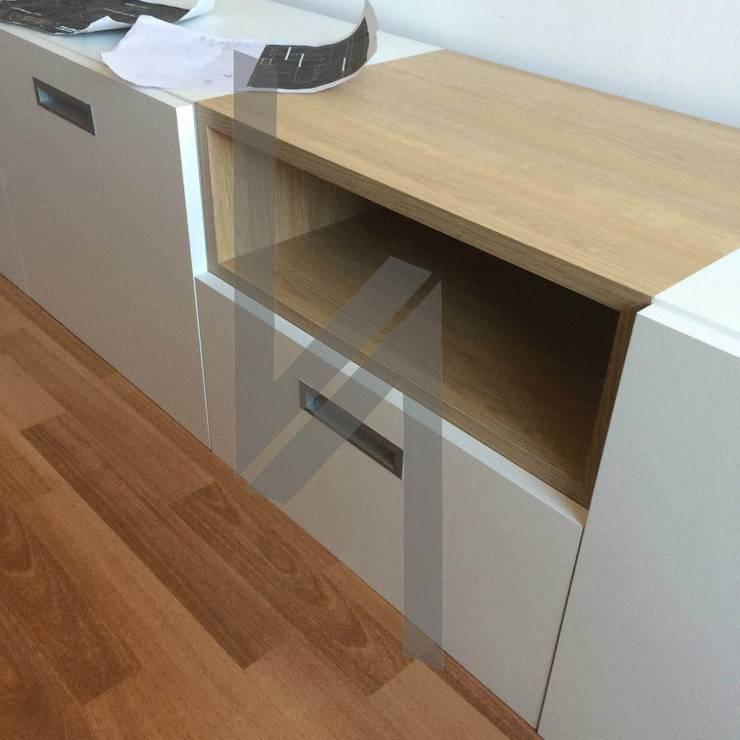 Mobiliario de NovArq Moderno