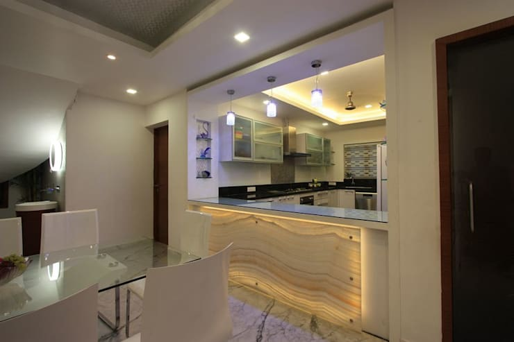 Kitchen by Ansari Architects