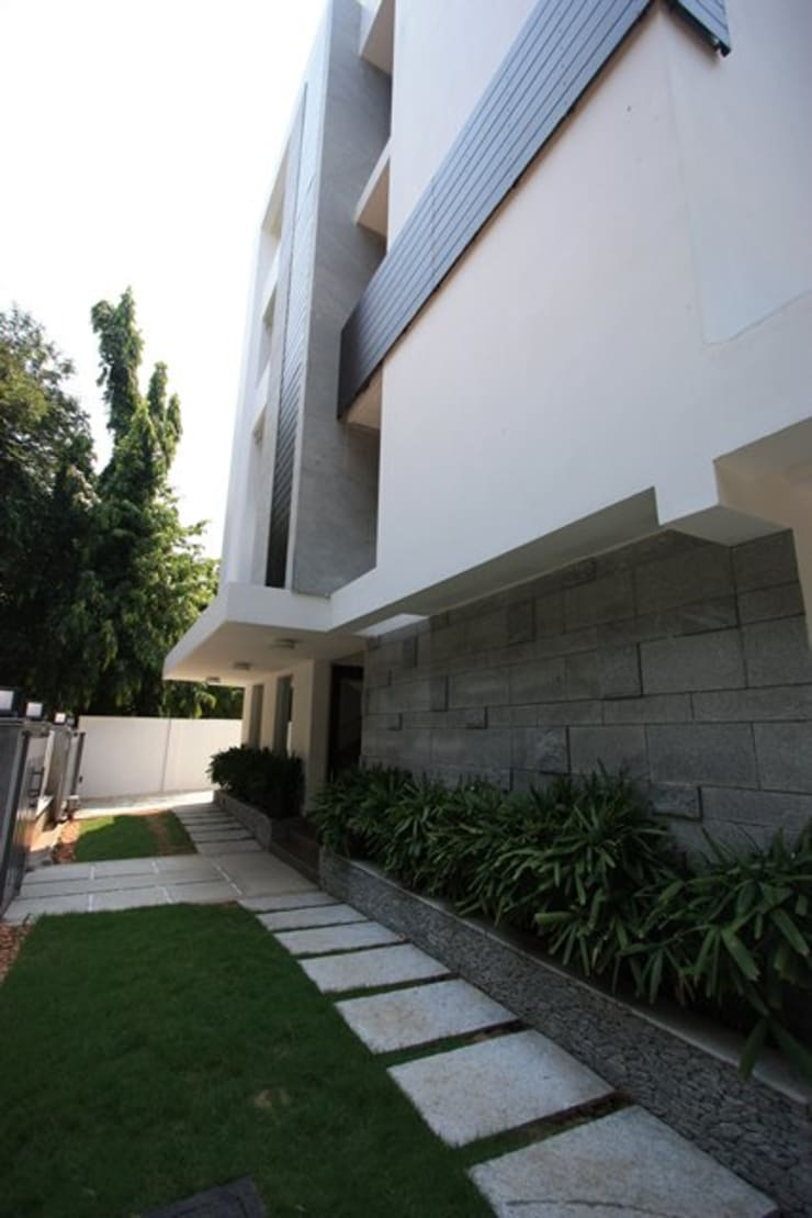 Landscape:  Garden by Ansari Architects