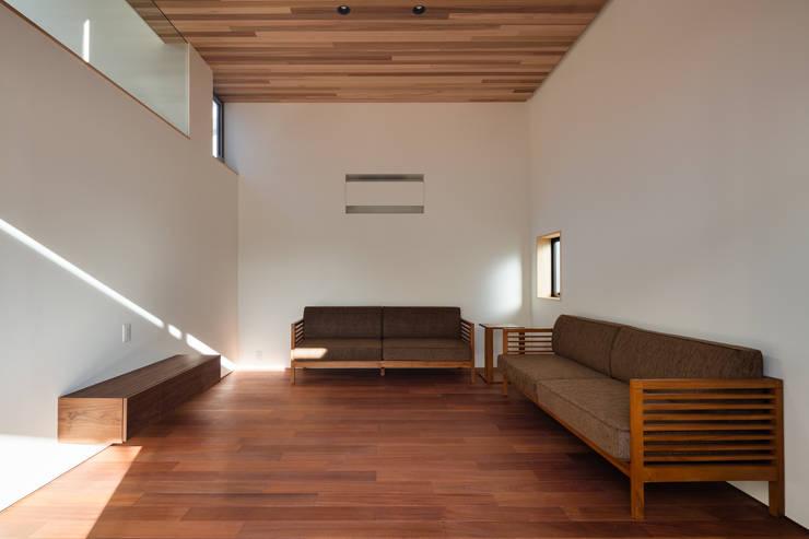 設計事務所アーキプレイス의  거실