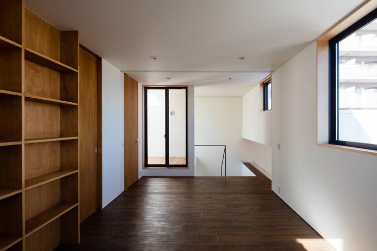 設計事務所アーキプレイス의  침실