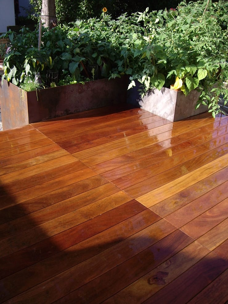 Kahrs Gmbh cumaru terrassendielen 21 x 145 mm fsckahrs gmbh | homify