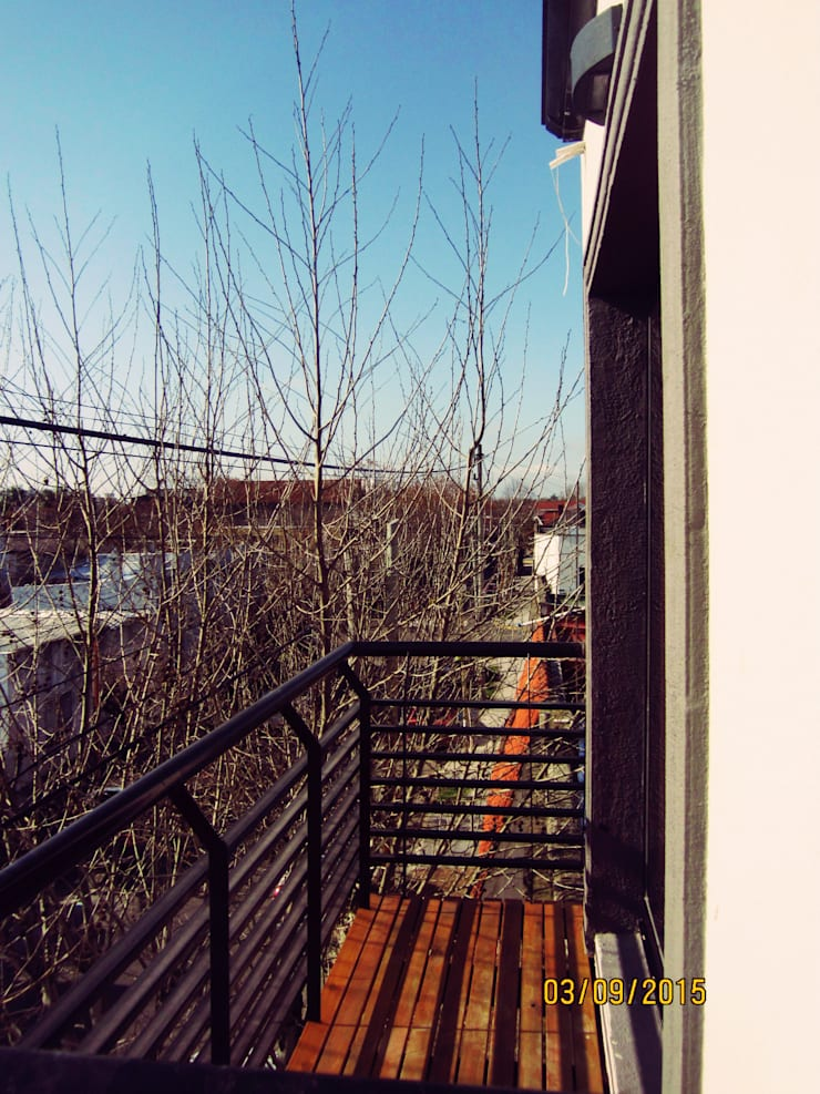 Consulta de Arquitectura $200.-: Terrazas de estilo  por SMarq