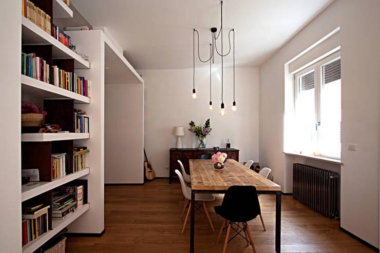 Salas de estar  por Anomia Studio, Industrial