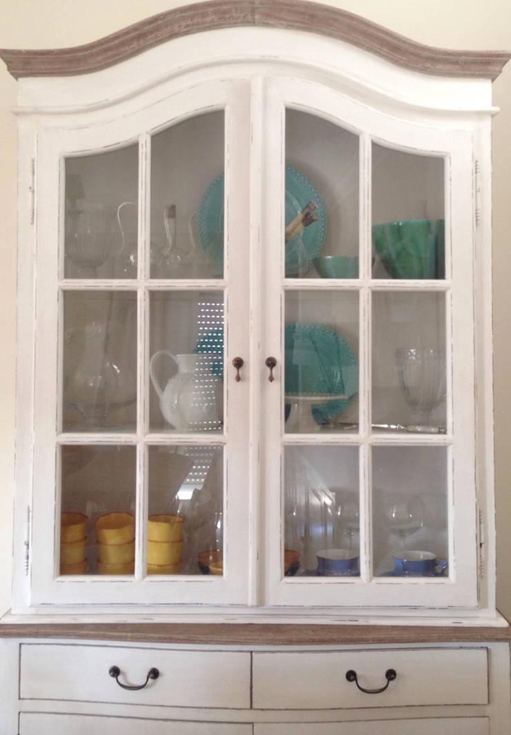 Louceiro : Salas de jantar  por Rafaela Fraga Brás Design de Interiores & Homestyling